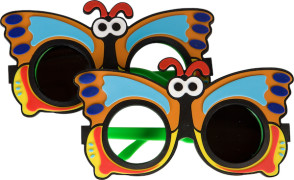 Pediatric Foam Testing Occluders, Butterfly (2-Pack)