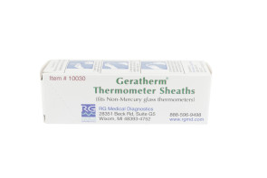 Probe Covers for Geratherm® Thermometers, 100/Box