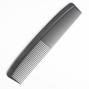 Personal Hair Styling Combs, Plastic, 12/Pkg