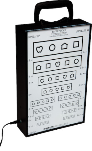 Good-Lite® ESV1200™ Quantum™ Vision Screening Cabinet