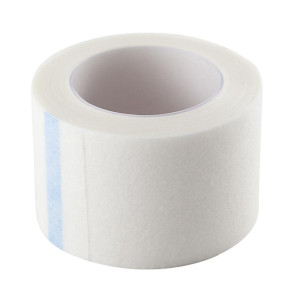 "Economy Paper Tape, 1"" x 10 Yards, 12 Rolls per Box"