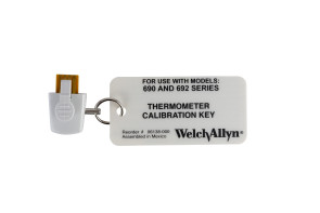 SureTemp® Thermometer Calibration Key for 690/692