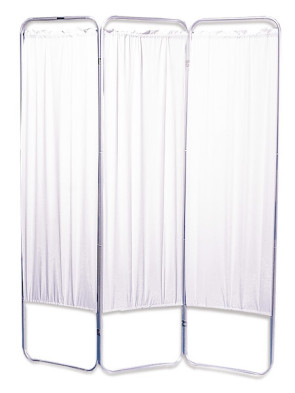 Presco King Size 3 Panel Screen without Casters