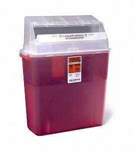 3 Gallon Infectious Waste Container
