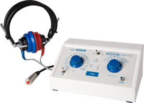 Ambco Model 650 Pure Tone Audiometer, AC Only