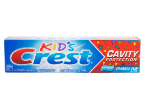 4.6 Oz Crest Toothpaste Gel for Kids