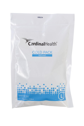 "Cardinal Health Instant 6"" x 9"" Cold Packs (16/Cs)"