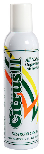 Citrus II Air Freshener Original Blend, 6 Oz.