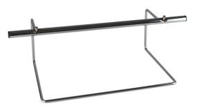 Cramer® Stainless Steel Roll Holder/Bag Dispenser