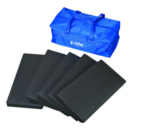 Practi-Mat™ CPR Training Mats, 5/Set