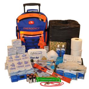 SecurEvac Classroom Evacuation & Lockdown Kit