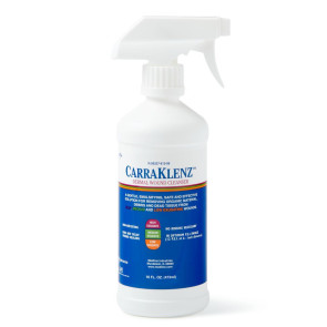 CarraKlenz™ Dermal Wound Cleanser, 16 Oz Bottle