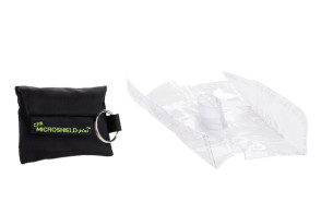 CPR Microkey®-Plus in Black Nylon Pouch