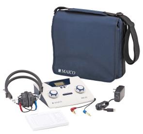 Maico® MA25 Portable Audiometer