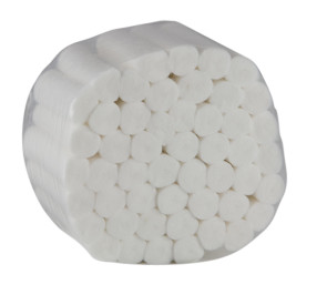 Non-Sterile Cotton Rolls, Latex-Free 2000/Box