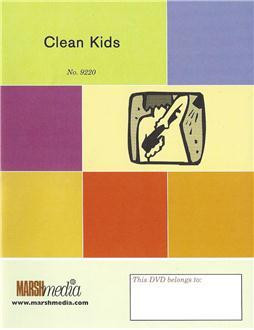 Clean Kids DVD for Ages K-3
