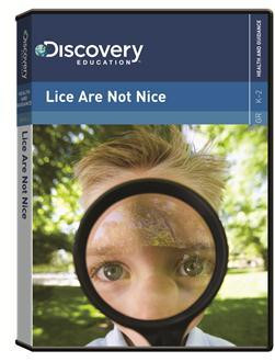 Lice Are Not Nice, DVD